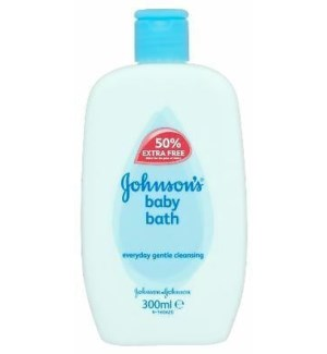 JOHNSON'S BABY BATH #3304 50% EXTRA FREE