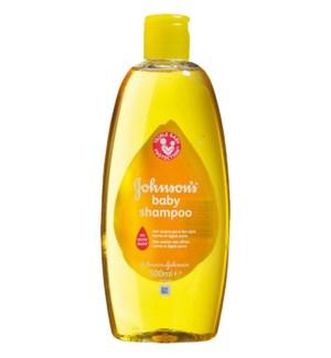 JOHNSON'S #3713 BABY SHAMPOO W/PUMP