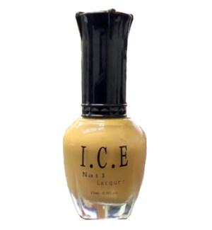 I.C.E. #C037 (B)CAFE AU LAIT NAIL POLISH