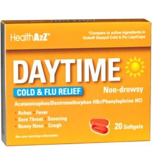 MED #25 DAYTIME COLD/FLU REL.