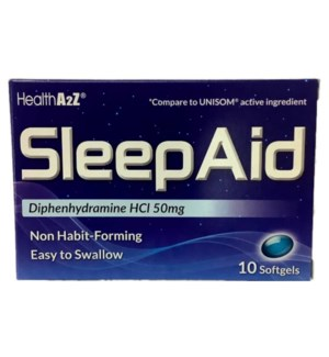 MED #81 SLEEP AID 50MG