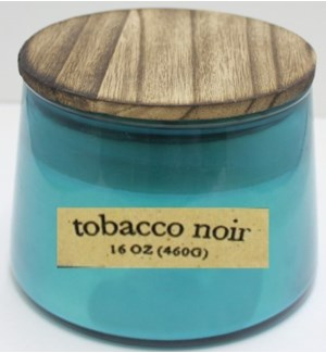 CANDLE #117839 TOBACCO NOIR 2WICK CANDLE