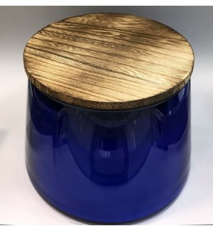 CANDLE #117837 SMOKED BOURBON 2WICK CAND
