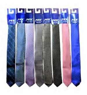 MY #11110 MEN DRESS TIE SKINNY