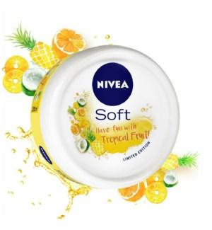 NIVEA CREAM #2976 SOFT TROPICAL FRUIT