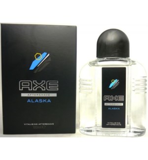 AXE #    ALASKA AFTERSHAVE