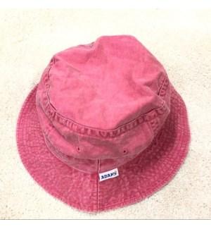 FISHING HAT - RED (ADAMS)