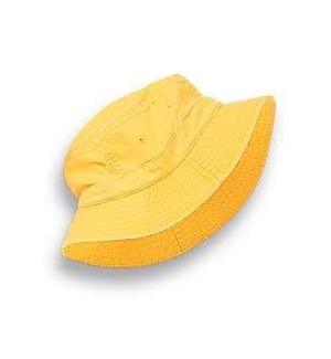 FISHING HAT - LEMON (ADAMS)