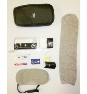 AA TRAVEL KIT IN A POUCH