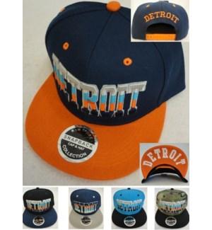 SPORT CAP #HT-992 DETROIT