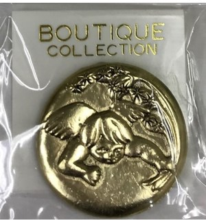 BUTTON PIN CO #241 ANGEL