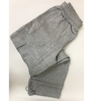 MEN'S PANTS 5 POCKET GRAY