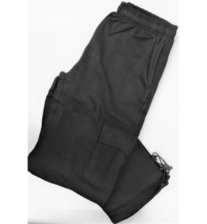 MEN'S PANTS 5 POCKET CHARCOAL