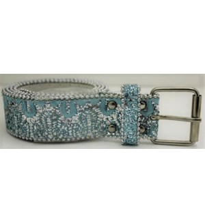 IAC #523 LADIES GLTR BELTS