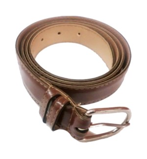 100CT MEN'S BELT - PEANUT