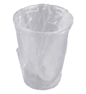 PLASTIC CUP 9OZ #16345 INDIVIDUAL WRAP
