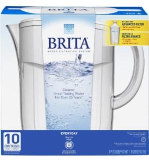 BRITA #29 WATER FILTARTION PITCHER