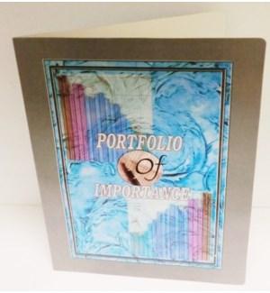 PORTFOLIO 2 POCKET - CEREMONY