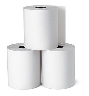 THERMAL PAPER #70043 CREDIT CARD ROLLS
