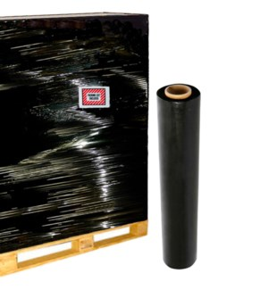 SHRINK WRAP BLACK FOR PALLET