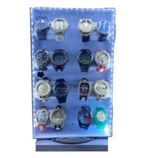 LED WATCHES DISPLAY