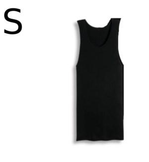 A SHIRT - BLACK