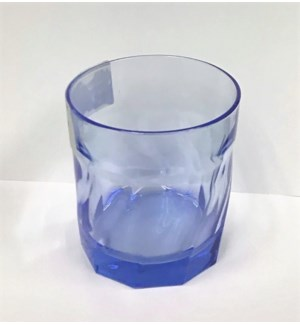 DRINKING GLASSES #52227 BLUE OTR