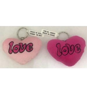 KEYCHAIN #68922 LOVE HEART