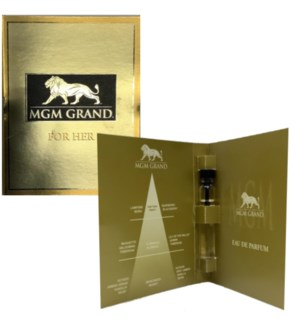 MGM PERFUME FOR HER