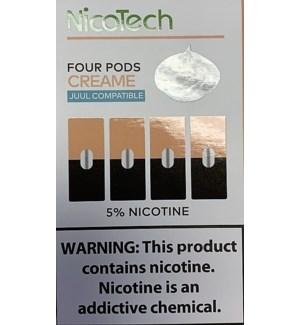 NICOTECH CREAME #61023
