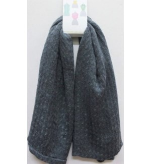 INFINITY SCARF #AWIS4431GR GRAY