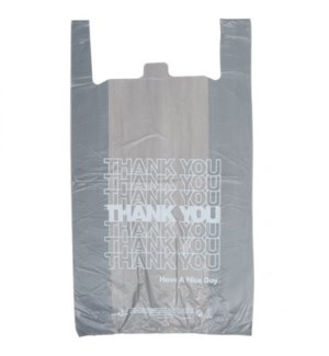 T SACK GRAY/JUMBO THANK YOU BAGS