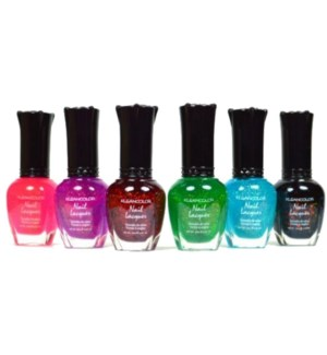 KC-KNP6 NAIL POLISH SET, ANSWER OF SIGNIFICA