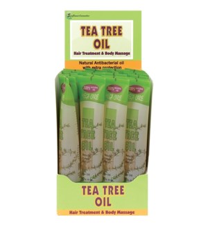 HAIR & BODY OIL-TEA TREE