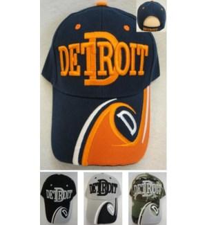 SPORT CAP #HT-566 DETROIT