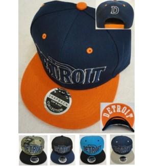 SPORT CAP #HT-998 DETROIT
