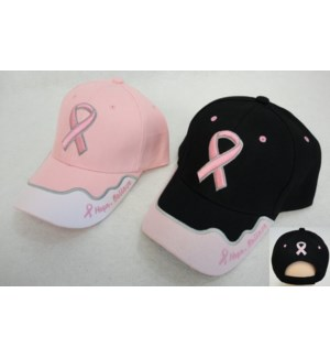 HAT #HT567 PINK RIBBON