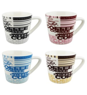 COFFEE MUG #WD3200 COFFEE DESIGN
