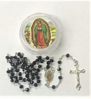 REL ROSARY #4967-1 GUADALUPE