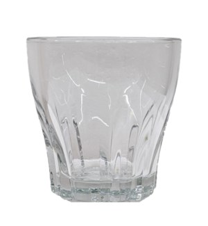 DRINKING GLASSES #10401 CLEAR