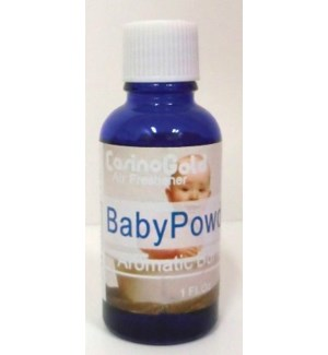 AROMATIC OIL-BABY POWDER