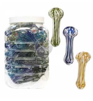"""2.5"""" HAND PIPE IN A JAR"""
