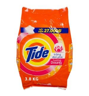 TIDE POWDER #76581 W/DOWNY