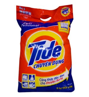 TIDE POWDER #70293 DOWNY IN A BAG DETERGENT