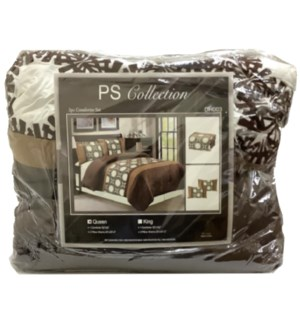 DT PS COLLECTION COMFORTER SET