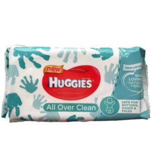 HUGGIES #21174 ALL OVER CLEAN BABY WIPES