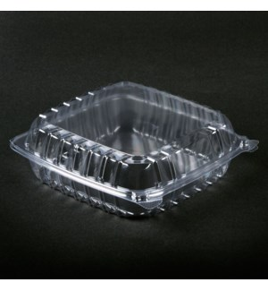 CLEAR CONTAINER #C55UT1 LARGE