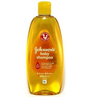 JOHNSON'S BABY SHAMPOO #7207 REGULAR