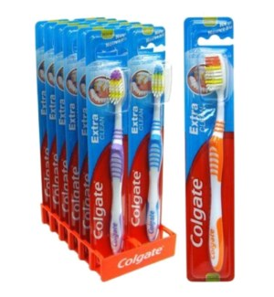 COLGATE TOOTHBRUSH #52255 EXTRA CLEAN