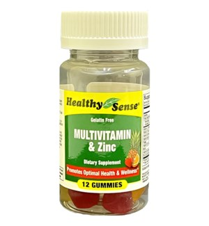 H.S VIT #28 MULTI VITAMIN & ZINC GUMMY